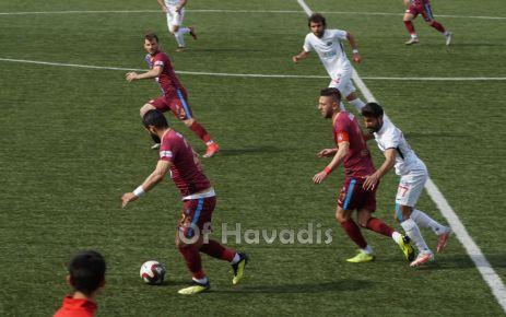 Ofspor Esenler Erokspor'a 3-1 mağlup oldu