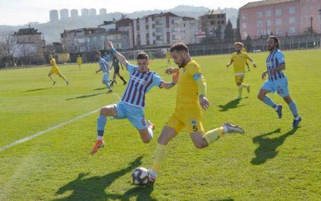 Ofspor Fatsa Belediyespor'a farklı yenildi