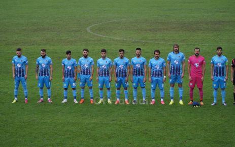 Ofspor Hacettepespor'a 1-0 mağlup oldu