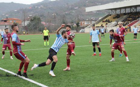 Ofspor Pazar'da 90+6'da yıkıldı