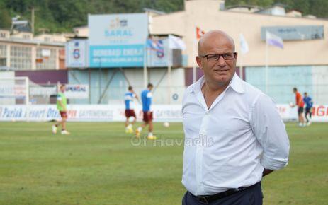 Ofspor'un yeni hocası Tolgay Kerimoğlu