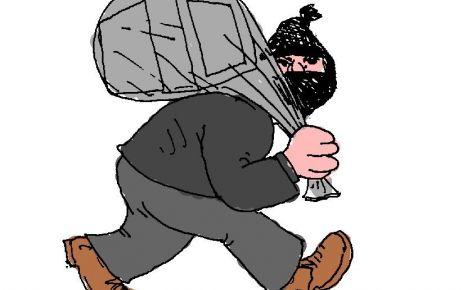 Of'ta boş köylerde hırsızlar cirit atıyor