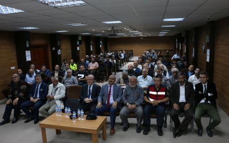 Of'ta öğrencilerin güvenliği için şoförlere seminer verildi