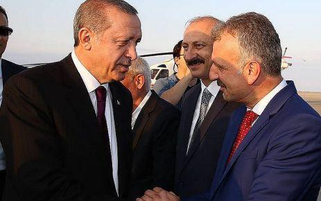 Oktay Saral Cumhurbaşkanı Erdoğan'a danışman oldu