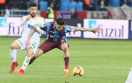 Rodallega bu kez Trabzonspor'u mağlup etti