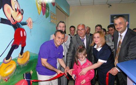Sağlık Bakanlığı Of Çocuk polikliniğini örnek alacak