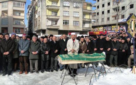 Saraçlı Köyü eski muhtarı Aydın hayatını kaybetti