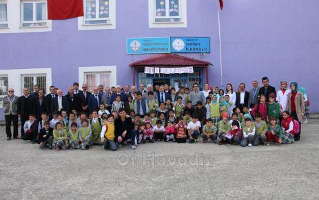 Serince Şehit Fahrettin Yavuz İHO'dan Kutlu Doğum programı
