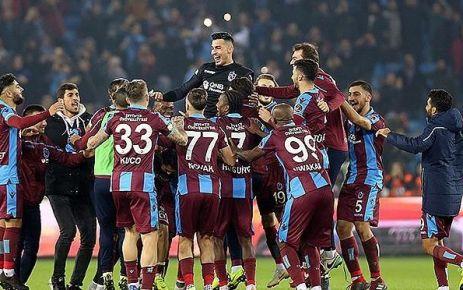 Son 8 yılın en iyi Trabzonspor'u