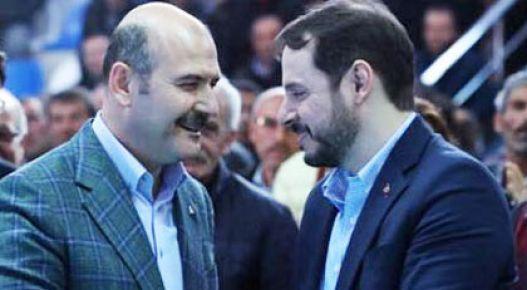 Soylu, Albayrak ve Kaya İstanbul'dan Çakır Kocaeli'den aday