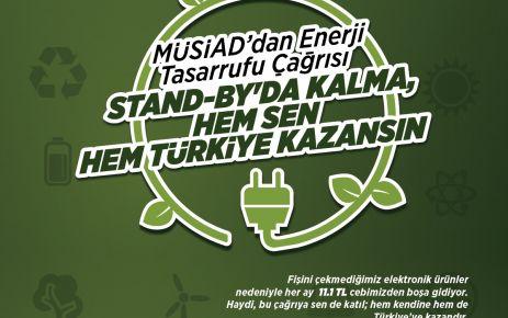 Stand-by'da kalma, hem sen hem Türkiye kazansın