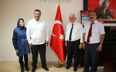 Suriyeli Alradi ailesinden Kabahasanoğlu'na teşekkür ziyareti