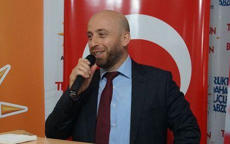 Terzioğlu'ndan 10 Ocak Gazeteciler Günü kutlaması