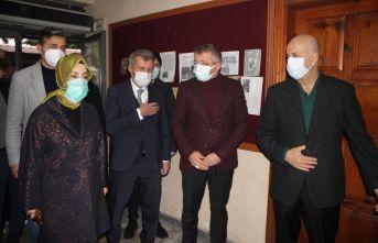 Milletvekili Ayvazoğlu Of'ta
