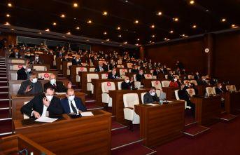 Büyükşehir Belediye Meclisi Mart toplantısında buluştu