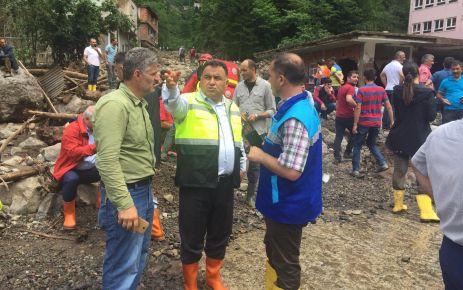 TİSKİ, Çamlıktepe Mahallesi için seferber oldu