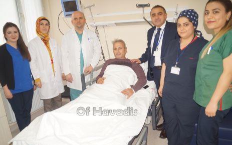Trabzon Hurması yedi, midesinde taşa dönüştü