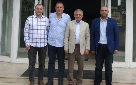 Trabzon MÜSİAD'dan Arsin OSB'ye ziyaret