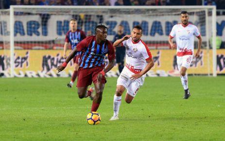 Trabzonspor Antalyaspor'u farklı mağlup etti