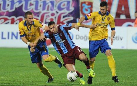 Trabzonspor galibiyete alıştı
