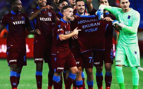 Trabzonspor Gençlerbirliği ile berabere kaldı