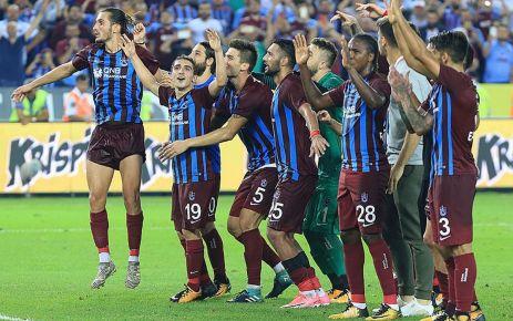 Trabzonspor Gençlerbirliği'ni 3-1 ile geçti