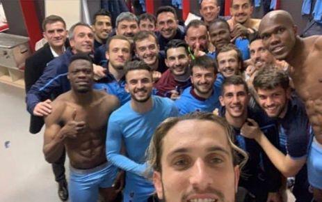 Trabzonspor Göztepe'yi 3-1'le geçti