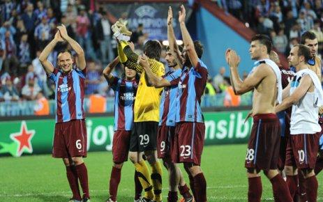 Trabzonspor Lille ile berabere kaldı