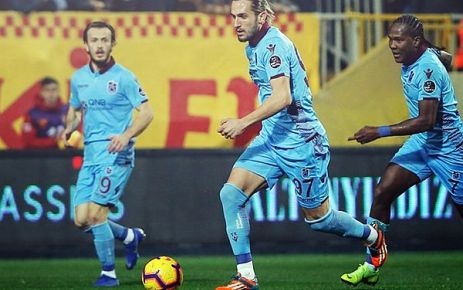 Trabzonspor'un gençleri Parmak ısırtıyor