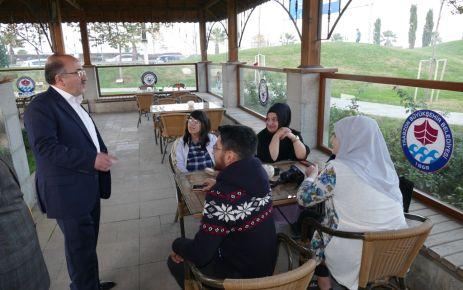 Trabzon'u yaşam alanları ile donatıyoruz