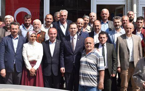 Yeniden vekil olmamız değil, AK Partinin iktidar olması önemli