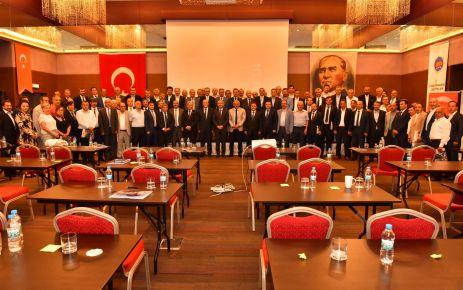 Zorluoğlu, Doğu Karadeniz Belediyeler Birliği'nin de başkanı