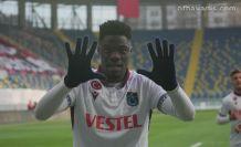 Trabzonspor Gençlerbirliği'ni Ankara'da yendi