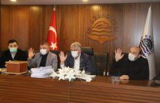 Mecliste görevler değişti, faaliyet raporu onaylandı