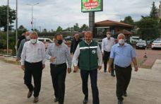 Bakan Yardımcısı Metin'den Çaykur'a ziyaret