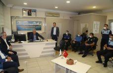 Başkan Sarıalioğlu Zabıta personelinin haftası'nı kutladı