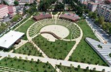 Türkiye'nin spor temalı tek millet bahçesi açıldı
