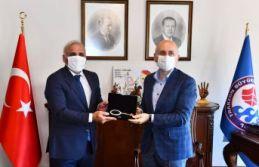 Bakan Karaismailoğlu Trabzon'da altyapı çalışmalarını...