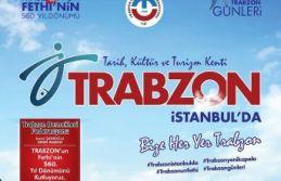Trabzon Günleri 14 -17 Ekim'de Yeni Kapı'da