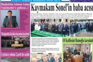 Of Havadis'in 2011 Yılı Manşetleri