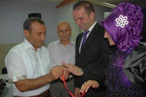 Gazi Bayram nişanlandı