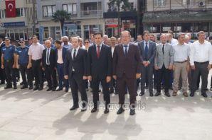 Of'ta 30 Ağustos Zafer Bayramı yeni hükümet konağı