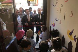 4-6 Yaş grubu Kur'an kursu hizmete açıldı