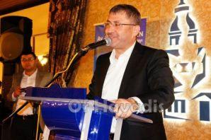 Ayaz, Hastikozluları İstanbul'da buluşturdu