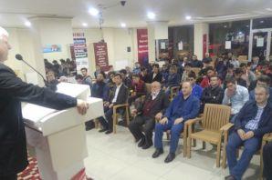 AGD'nin futbol turnuvasının ödül töreni yapıldı