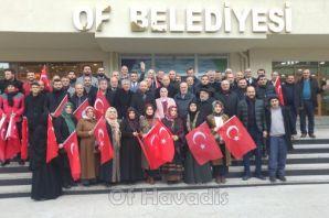 Başkan Sarıalioğlu'ndan Meclis Üyelerine plaket