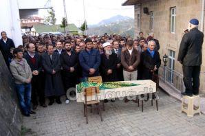 Mehmet Ali Seyhan Cenaze