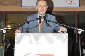 Başbakan Erdoğan Of Hayrat'ın iftarına katıldı
