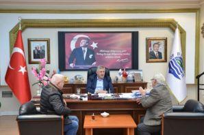 Başkan Sarıalioğlu vatandaşları dinledi