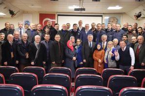 Başkan Sarıalioğlu belediye personeliyle buluştu